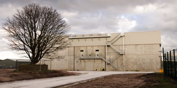 1st image of Water Treatment Works Bickerstaffe.