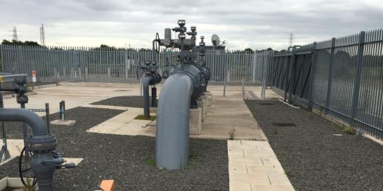 Image of Carrington Gas Facility.