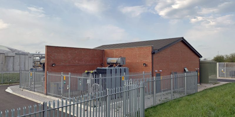 Image of Davyhulme Water Treatment Works